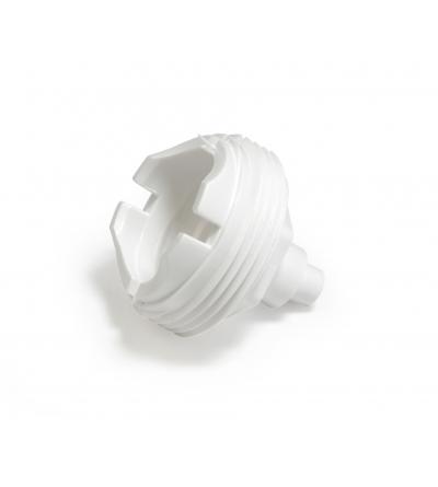 Ghiera adattatore per testa cronotermostatica Giacomini R453H