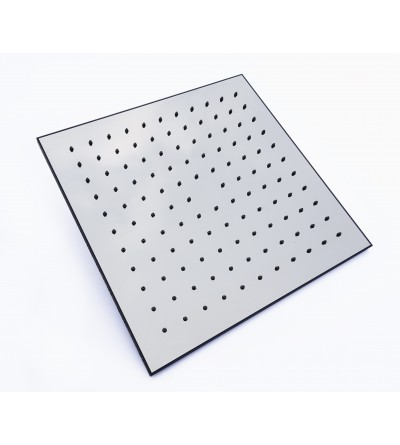Stainless steel showerhead Nuovaosmo Zero SZQ00