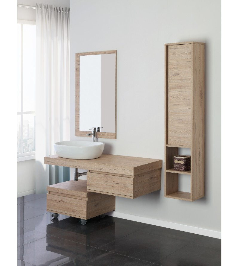 Bathroom composition with...