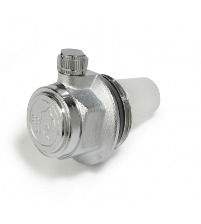 Automatic air vent valve for radiators Giacomini R200