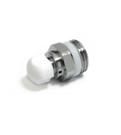 Manual air vent valve for radiators Giacomini R66A