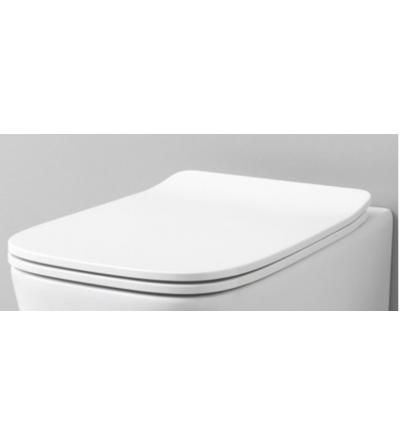 Siège de toilette avec soft Closing Artceram slim ASA002