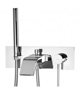 Concealed bath/shower single lever mixer Effepi THOR Art.9006