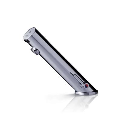 Grifo electrónico batería de latón cromado DMP Quarymix 87606