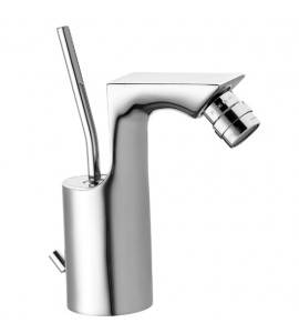 Bidet single lever mixer with pop-up waste Effepi CHET 5086