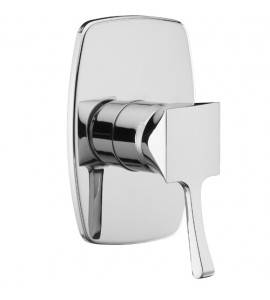 Concealed shower single lever mixer Effepi CHIC 7 CENTO Art.42189