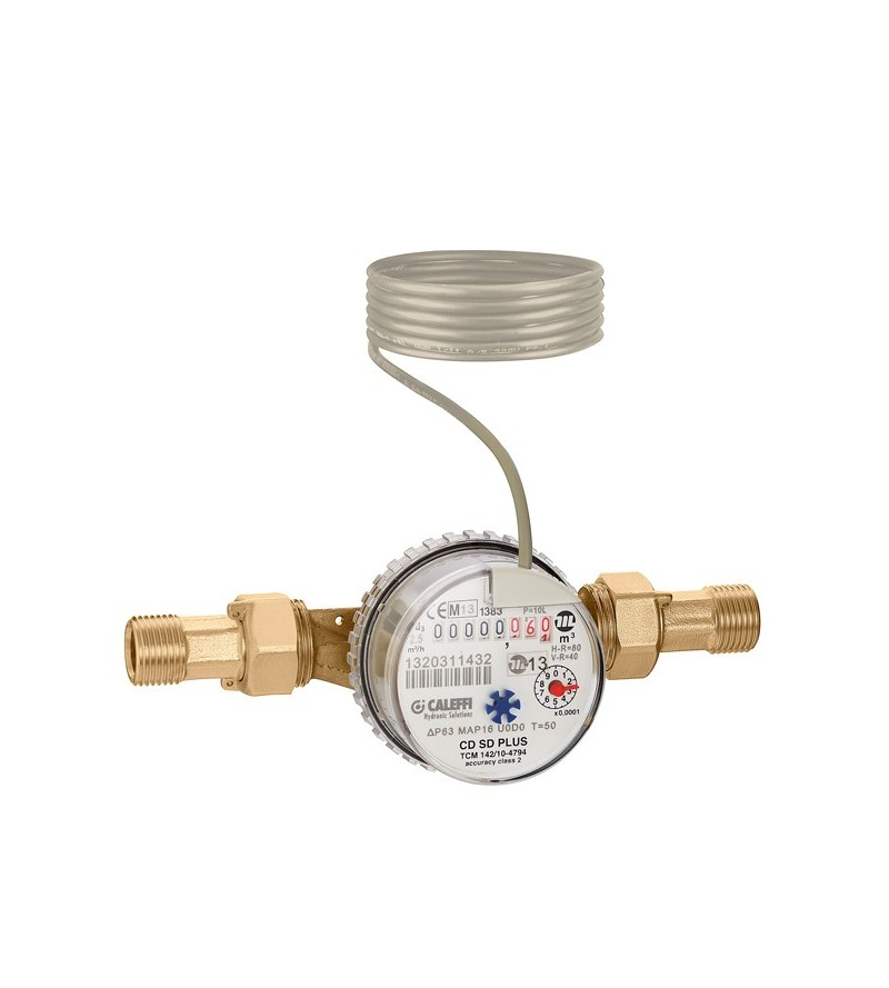Water meter Caleffi 7942