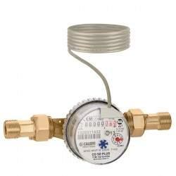 Volumetric meter with...