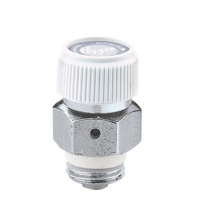 Purgador automático higroscópico para radiadores Caleffi 5080