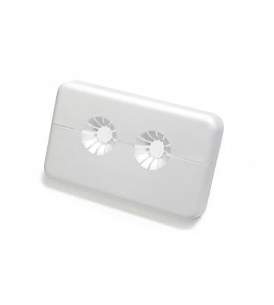 Rosone in plastica per valvole monotubo e bitubo base 16 Giacomini R175BY