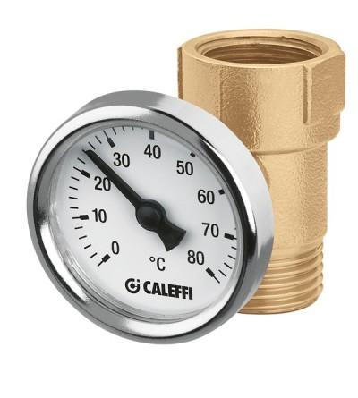 Temperature gauge fitting Caleffi 657