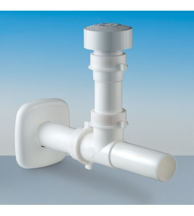 Automatic anti-gurgle valve for kitchen Glu-Glu stop cucina LIRA 1500