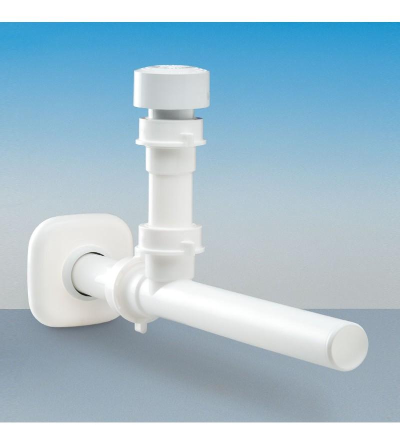Automatic anti-gurgle valve...