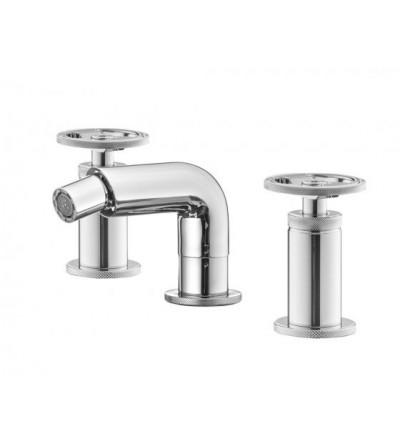 Bidet tre fori Ib rubinetti Bold KB1393