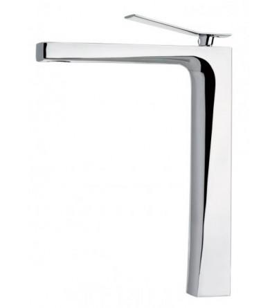 Grifo Monobloc para lavabo sobre columna Ib Rubinetti Wave WA202