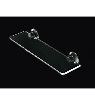 Mensola in plexiglass TL.Bath Giglio 1010-1011-1014