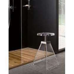 Plexiglas Hocker TL.Bath...