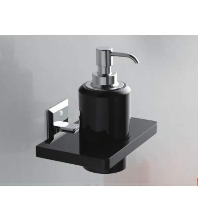 Dosatore sapone liquido a parete TL.Bath Grip G223