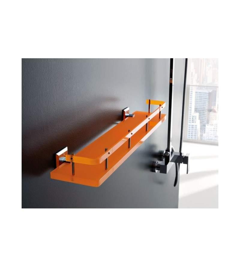 Shelf with railing TL.Bath...