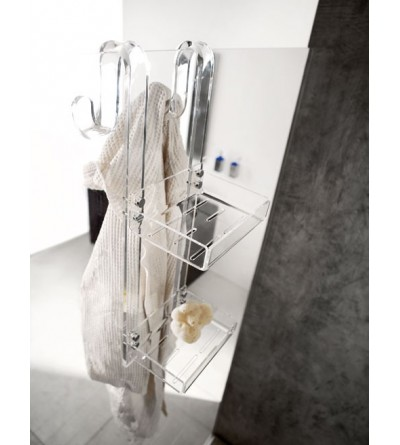 2 level accessories holder TL.Bath 1132