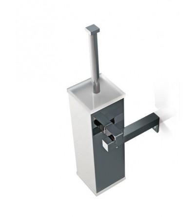 Wall-mounted toilet brush holder TL.Bath Eden 4566