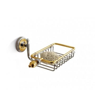 Sponge holder in brass TL.Bath Queen 6620-6520