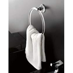 Ring towel holder for bidet...