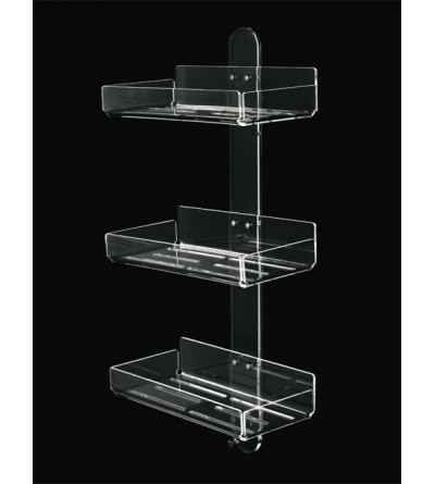3-shelf shelf TL.Bath Luce L223