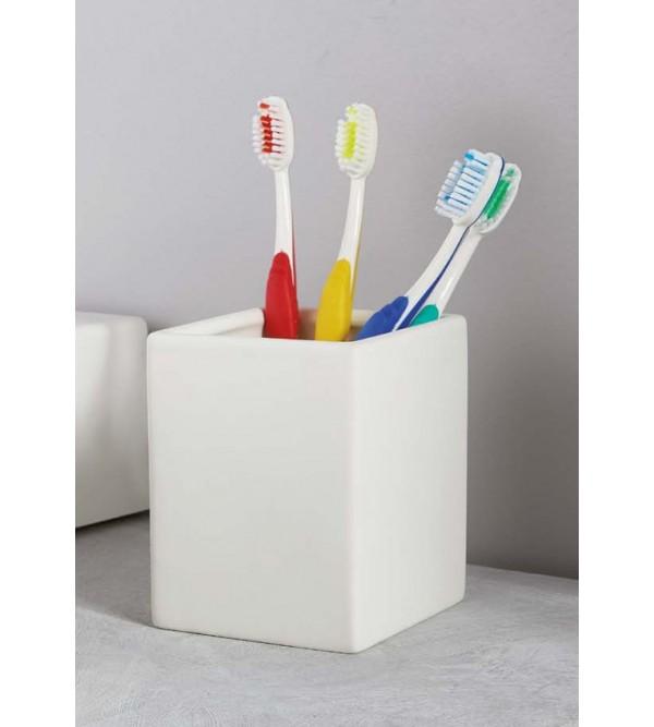 Porta bicchiere appoggio in ceramica pollini acqua design ebox eb1401a9 rubinetteria shop - Porta acqua termosifoni ...