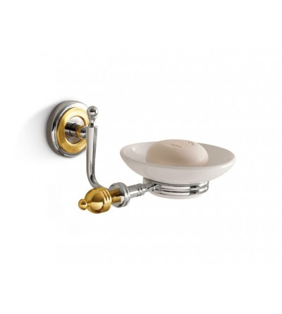 Wall-mounted soap dish TL.Bath Queen 6601-6501