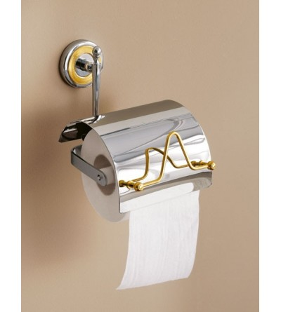 Covered wall paper holder TL.Bath Queen 6625