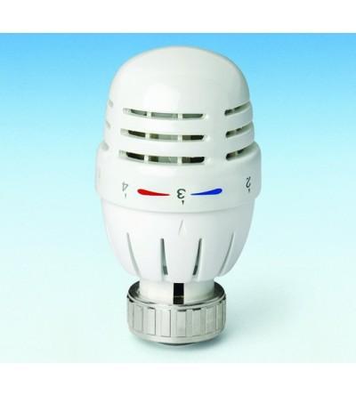 Testa termostatica con sensore incorporato F.lli Pettinaroli 106CN
