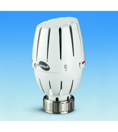 Testa termostatica OVAL Pettinaroli 107L