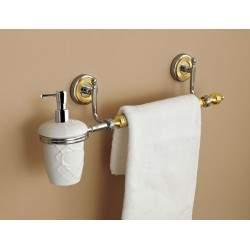 Liquid soap dispenser with...