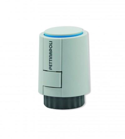 Comando termostatico per radiatori 24V Pettinaroli A54404