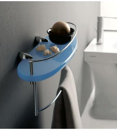 Shelf with towel rail TL.Bath Kor 5538