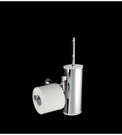 Toilet brush holder with roll holder TL.Bath Kor 5526