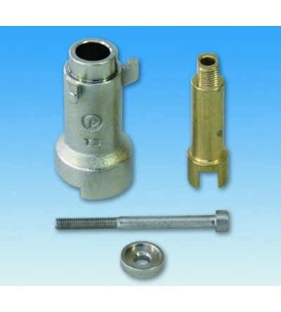 Spindle extension set For all ballvalves Pettinaroli 054H
