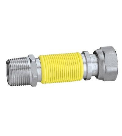 Giunto estensibile in acciaio inox Gas Caleffi 841