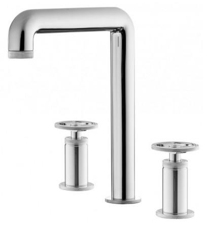 Rubinetto lavabo 3 fori Ib.rubinetti Bold KB1390
