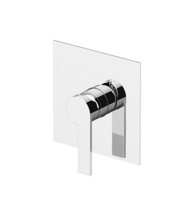 Shower mixer for concealed installation Gattoni Color 8030