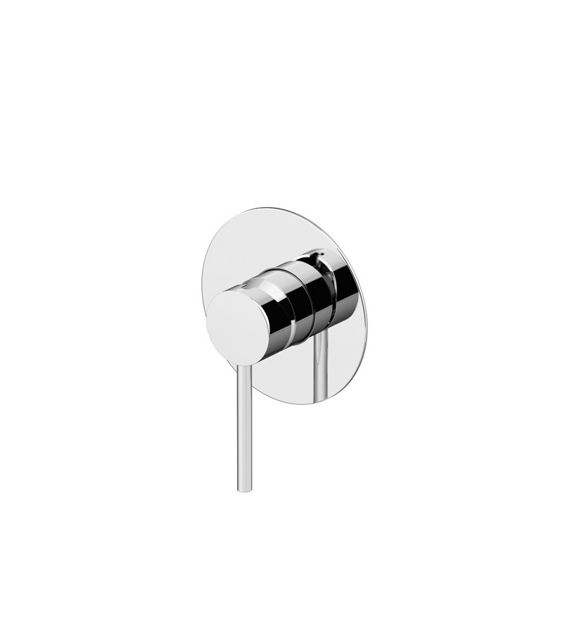 Shower mixer for concealed installation Gattoni Circle One 9030