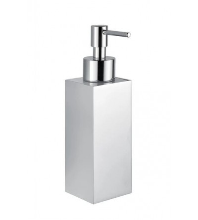 dispensador de jabón a pared pollini acqua design 1224M0