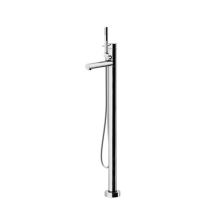 Floor mounted bath mixer Gattoni Circle One 9008