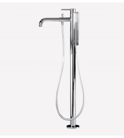 Floor mounted bath mixer Webert Elio EL851101