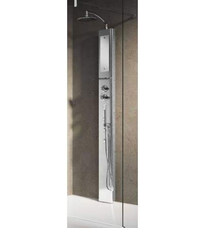 Column equipped shower NOVELLINI THINK 1