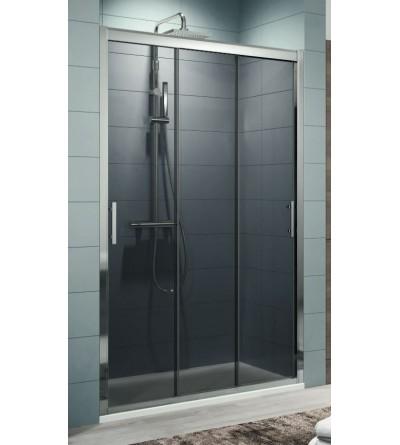 porta doccia a 3 ante scorrevoli NOVELLINI ZEPHYROS 3P