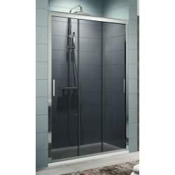 Puerta de ducha con 3...