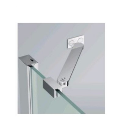 Novellini R80LOU450-K WALL SUPP.BRACKET LOUVRE 450 MM