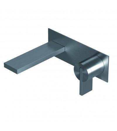 Miscelatore lavabo a parete Ritmonio DOT316 PR50AH101
